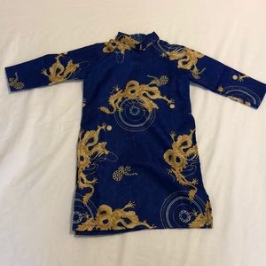 Other - Toddler boy Vietnamese Tunic áo dài Toddler Size 2